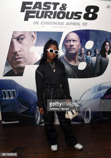 Siobhan Bell attends a special screening of Fast Furious 8 at Soho Hotel on April 11 2017 in London England Fast Furious 8 will be released in...