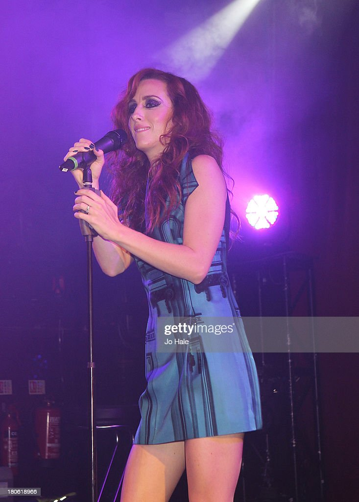 Siobhan Donaghy performs on stage at G-A-Y on September 14, 2013 in London, England.