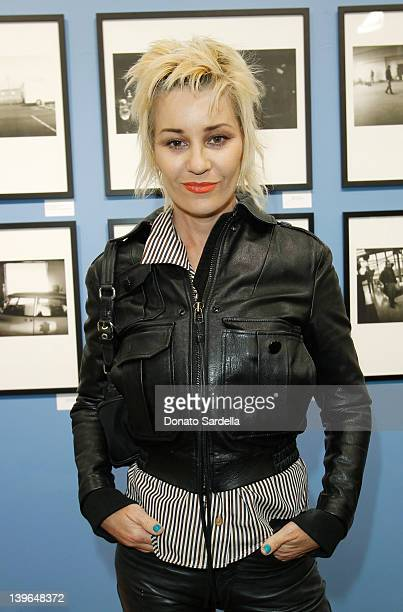 Siobhan Fahey attends Paul Smith Los Angeles Hosts Gary Oldman And Jack English For Tinker Tailor Soldier Spy Still Photography Exhibit at Paul Smith...