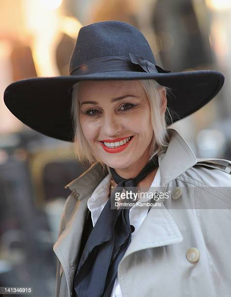 Siobhan Fahey attends the Paul Smith New York 25th Anniversary celebration on March 14 2012 in New York City