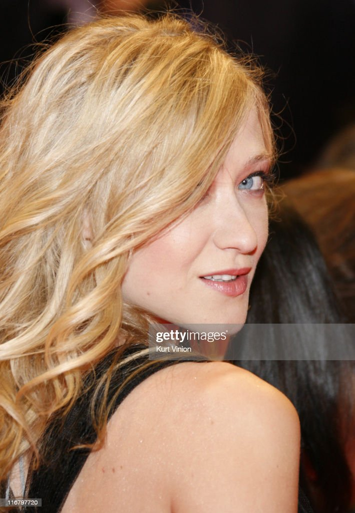 Siobhan Hewlett during The 57th Annual Berlinale International Film Festival 'Irina Palm' Premiere in Berlin Germany