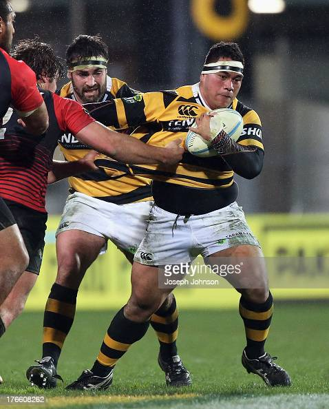 Sam Whitelock Breaks A Tackle: Ben Funnell Stock Photos And Pictures