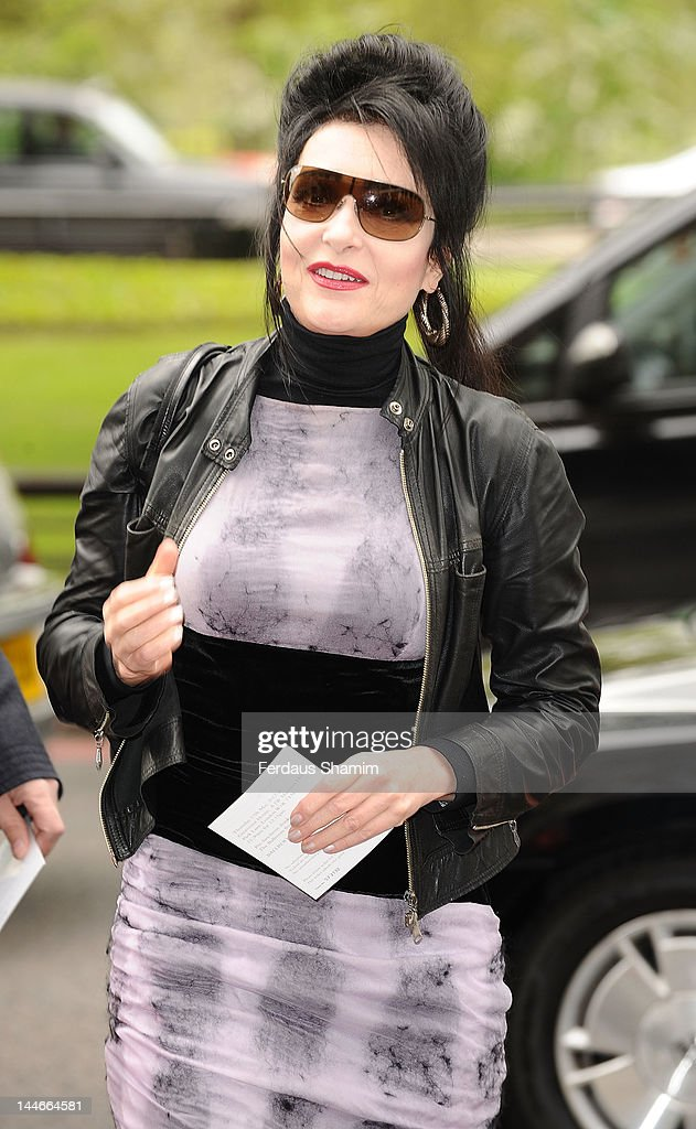 Siouxsie Sioux attends Ivor Novello Awards at Grosvenor House, on May 17, 2012 in London, England.