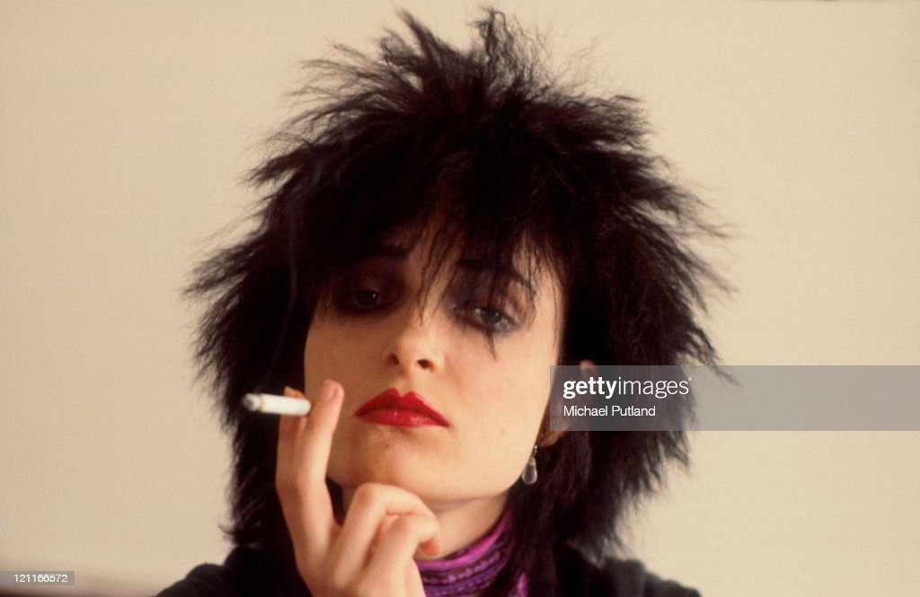 <a gi-track='captionPersonalityLinkClicked' href=/galleries/search?phrase=Siouxsie+Sioux&family=editorial&specificpeople=714537 ng-click='$event.stopPropagation()'>Siouxsie Sioux</a> of Siouxsie And The Banshees, portrait, London, August 1980.