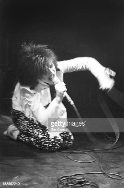 Siouxsie Sioux Siouxsie and the Banshees Lux Herenthout Belgium