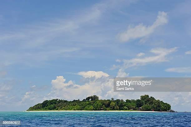 Sipadan Island, Island of Borneo, Sabah State, Malaysia, Southeast Asia