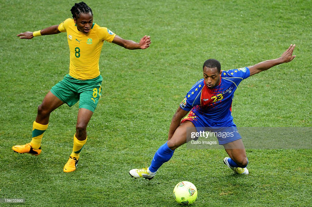 South Africa v Cape Verde - 2013 Africa Cup of Nations: Group A
