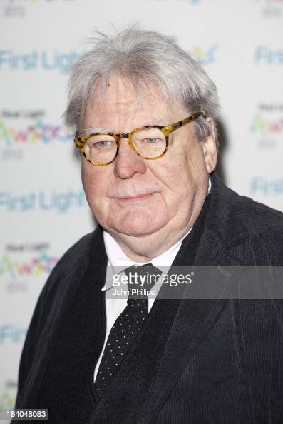 Sir Alan Parker attends the First Light Awards at Odeon Leicester Square on March 19 2013 in London England