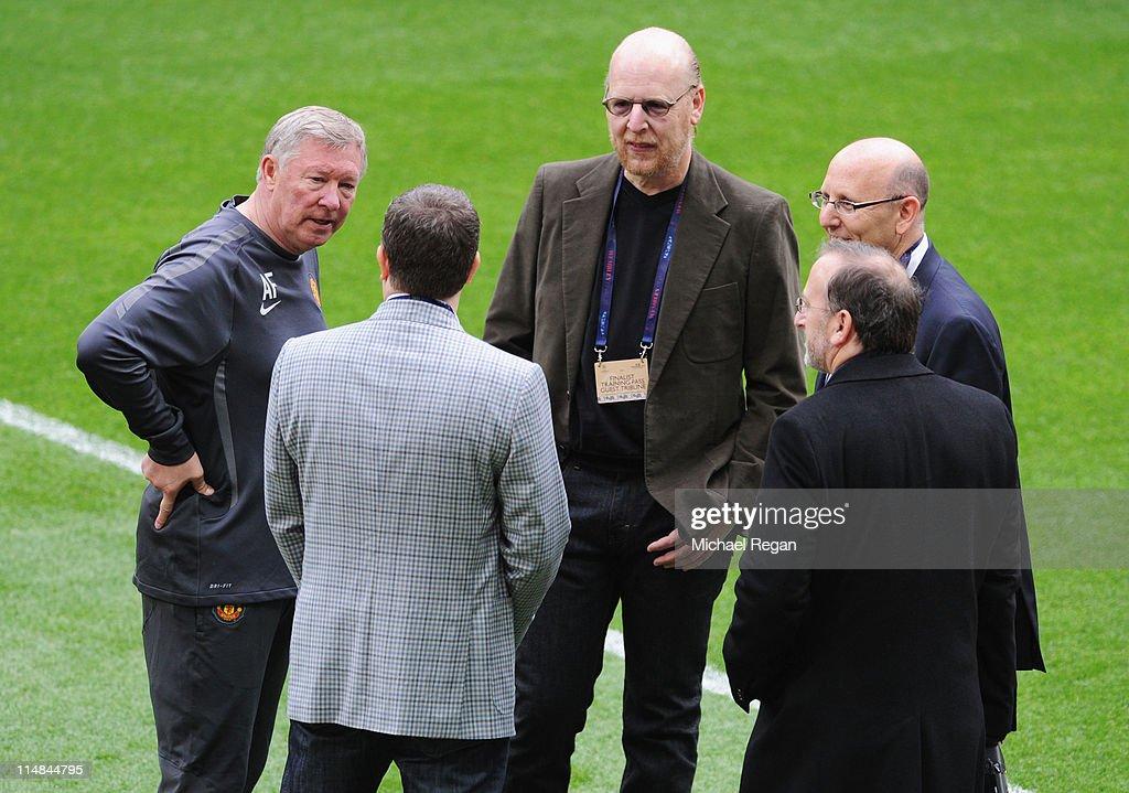 In Profile: Sir Alex Ferguson
