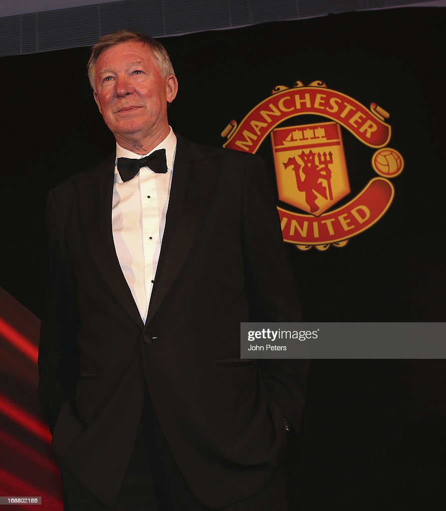 Manchester United Player of the Year Awards 2013