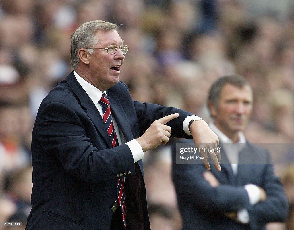 Sir Alex Ferguson  Getty Images