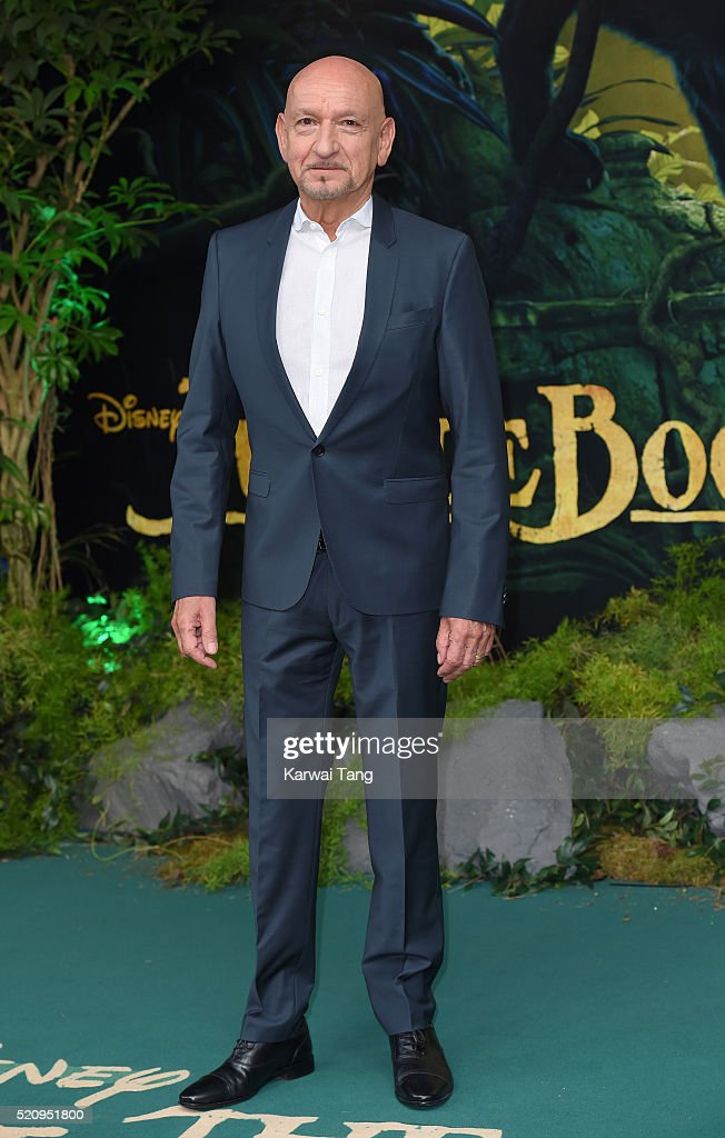 """The Jungle Book"" - European Premiere - Arrivals"