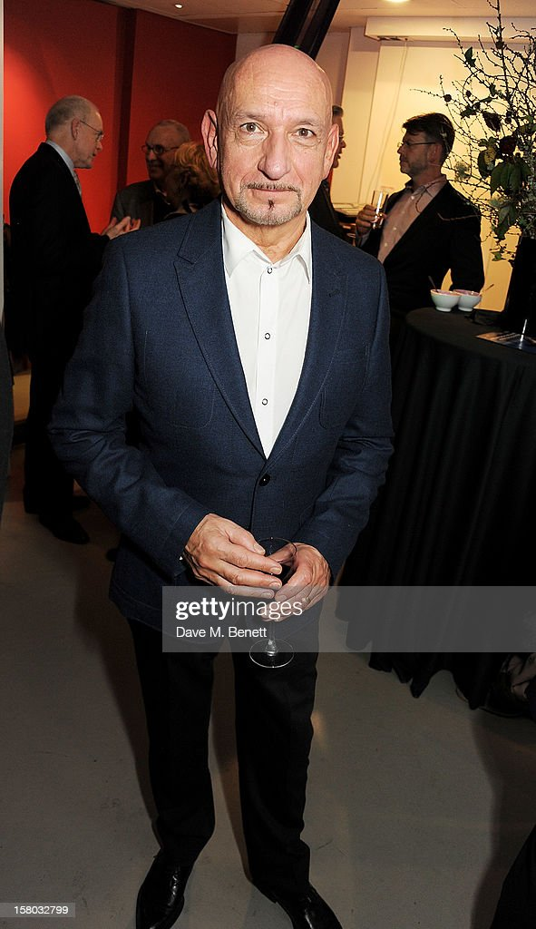 <a gi-track='captionPersonalityLinkClicked' href=/galleries/search?phrase=Sir+Ben+Kingsley&family=editorial&specificpeople=699878 ng-click='$event.stopPropagation()'>Sir Ben Kingsley</a> attends an after party following the press night performance of Matthew Bourne's Sleeping Beauty at Sadler's Wells Theatre on December 9, 2012 in London, England.