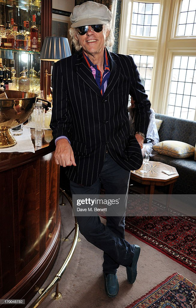 <a gi-track='captionPersonalityLinkClicked' href=/galleries/search?phrase=Sir+Bob+Geldof&family=editorial&specificpeople=204423 ng-click='$event.stopPropagation()'>Sir Bob Geldof</a> attends the launch of 'The Eighties: One Day, One Decade' by GQ editor Dylan Jones at Mark's Club on June 6, 2013 in London, England.