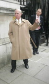 Sir Bobby Charlton during Heroes '66 Downing Street Reception March 21 2006 at Downing Street in London Great Britain
