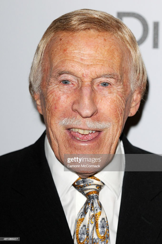 Sir <a gi-track='captionPersonalityLinkClicked' href=/galleries/search?phrase=Bruce+Forsyth&family=editorial&specificpeople=158119 ng-click='$event.stopPropagation()'>Bruce Forsyth</a> attends the Broadcasting Press Guild Awards sponsored by The Discovery Channel at Theatre Royal on March 28, 2014 in London, England.