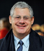 Sir Cameron Mackintosh attends the World Premiere of 'Les Miserables' at Odeon Leicester Square on December 5 2012 in London England