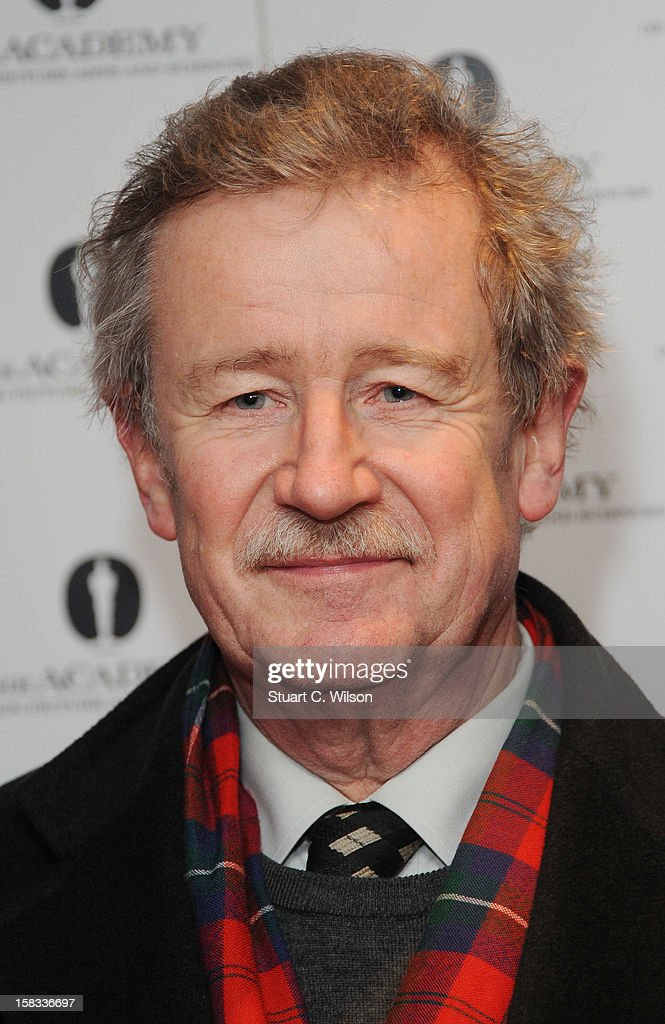 Sir Christopher Frayling attends as The Academy of Motion Picture Arts and Sciences honours director Pedro Almodovar at Curzon Soho on December 13, 2012 in London, England.