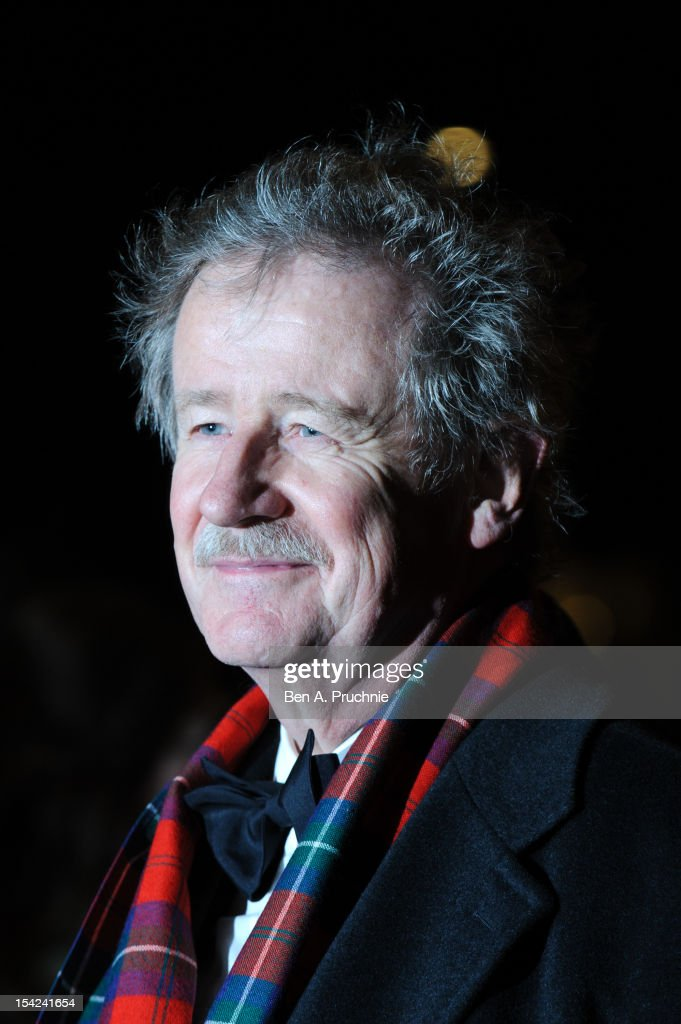 Sir Christopher Frayling attends the Hollywood Costume gala dinner at Victoria & Albert Museum on October 16, 2012 in London, England.