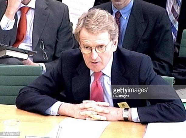 Sir Christopher Meyer the former ambassador to Washington and press secretary to Prime Minister John Major and onetime Number 10 spin doctor Lance...