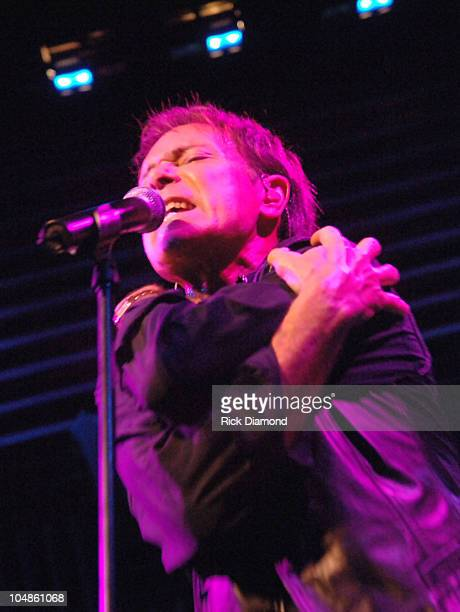 Sir Cliff Richard during Sir Cliff Richard in Concert November 12 2005 at Joe's Pub in New York City New York United States