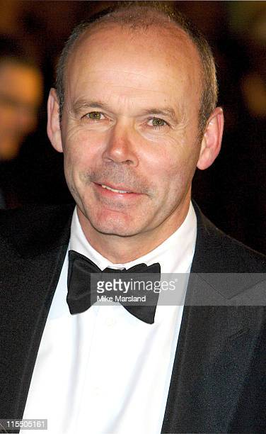 Sir Clive Woodward during 'The Chronicles of Narnia The Lion The Witch and the Wardrobe' London Premiere Outside Arrivals at Royal Albert Hall in...