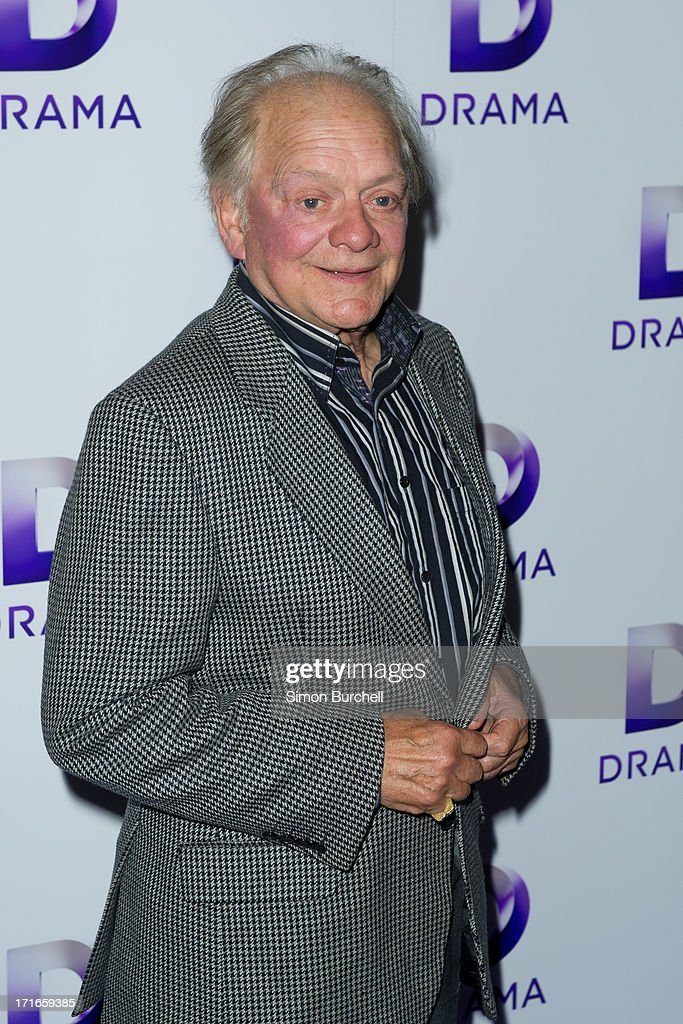 Sir <a gi-track='captionPersonalityLinkClicked' href=/galleries/search?phrase=David+Jason&family=editorial&specificpeople=228403 ng-click='$event.stopPropagation()'>David Jason</a> attends the launch of the new UKTV channel 'Drama' on June 27, 2013 in London, England.