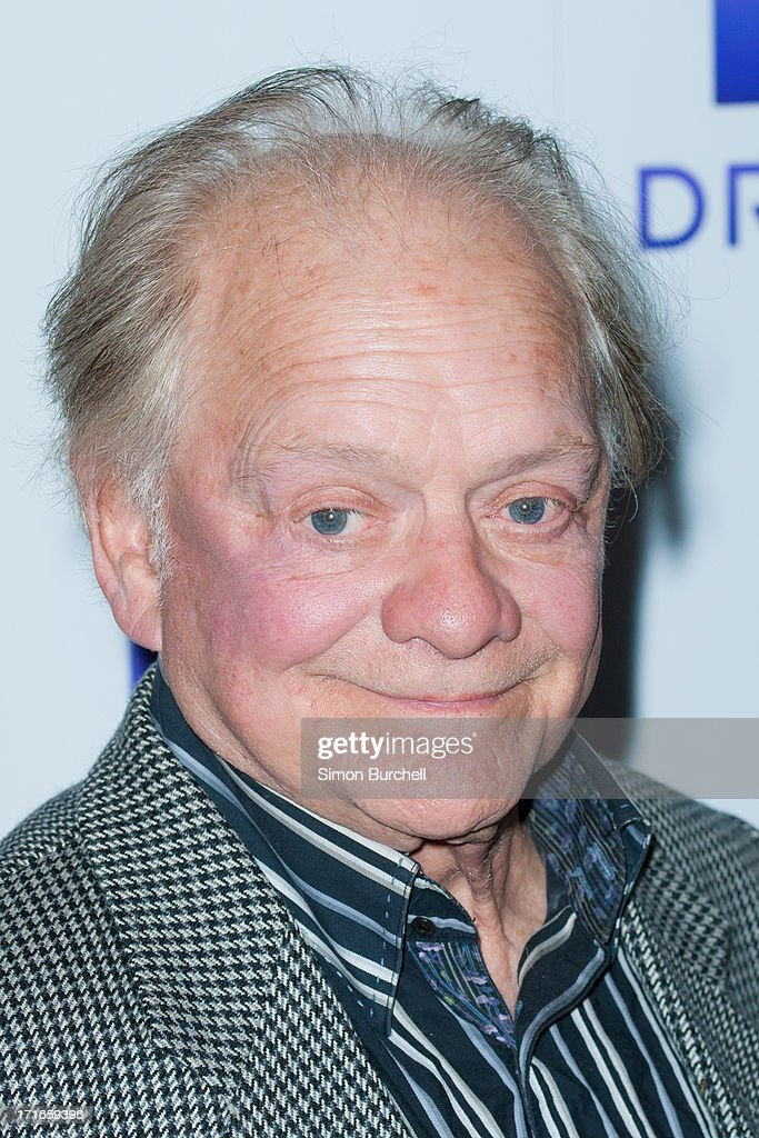 Sir David Jason attends the launch of the new UKTV channel 'Drama' on June 27, 2013 in London, England.