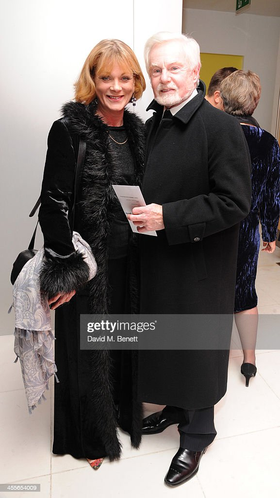 Sir <a gi-track='captionPersonalityLinkClicked' href=/galleries/search?phrase=Derek+Jacobi&family=editorial&specificpeople=213752 ng-click='$event.stopPropagation()'>Derek Jacobi</a> attends the pre-party for the English National Ballet's The Nutcracker at St Martin's Lane Hotel on December 12, 2013 in London, England.