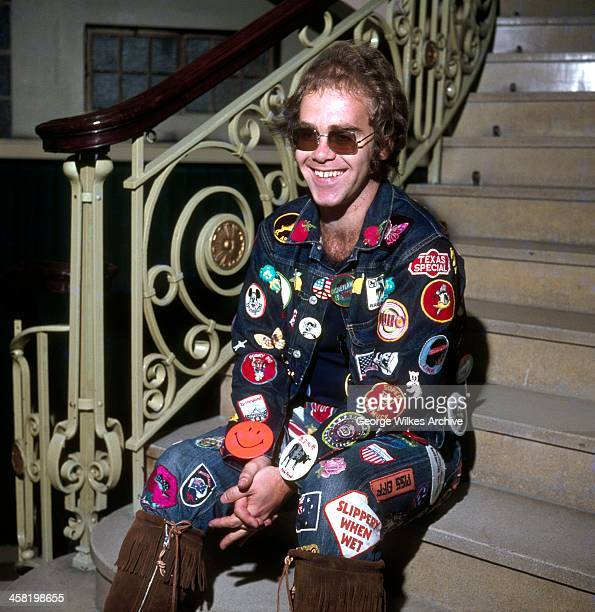 Sir Elton Hercules John CBE is an English singersongwriter composer pianist and occasional actor He has worked with lyricist Bernie Taupin as his...