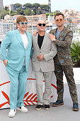 """Rocketman"" Photocall - The 72nd Annual Cannes Film..."