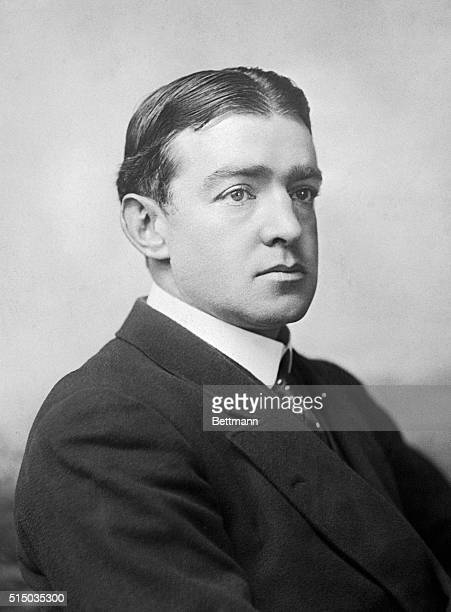 Sir Ernest Henry Shackleton British Explorer Junior officer on Antarctic expedition under Robert F Scott accompanied Scott on sledge journey over...