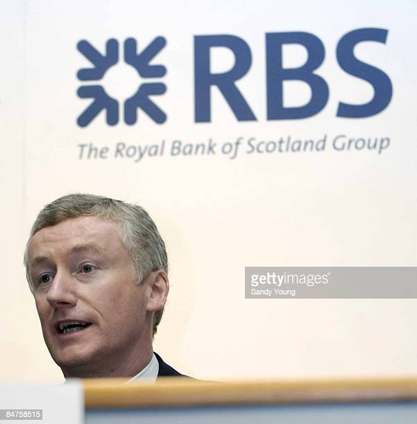 Sir Fred Goodwin Group Chief Executive RBS Group