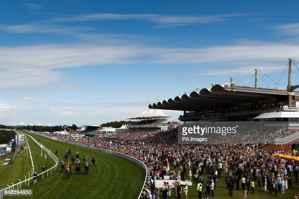 Sir Graham Wade ridden by Joe Fanning comes home to win The UBS Stakes during QIPCO Sussex Stakes Day of the Glorious Goodwood Festival at Goodwood...