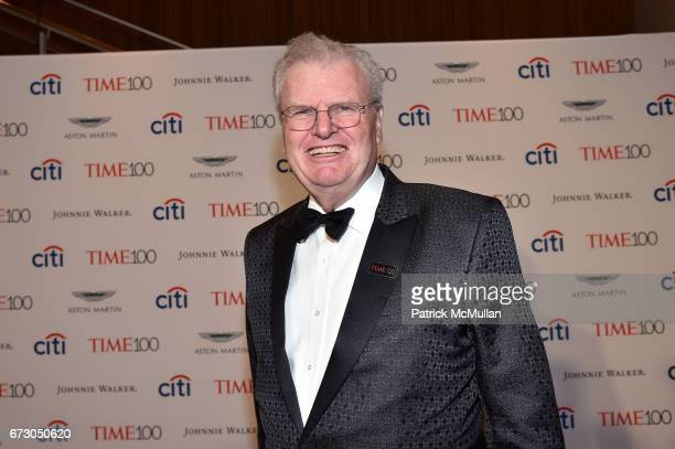 Sir Harold Stringer attend the 2017 TIME 100 Gala at Jazz at Lincoln Center on April 25 2017 in New York City