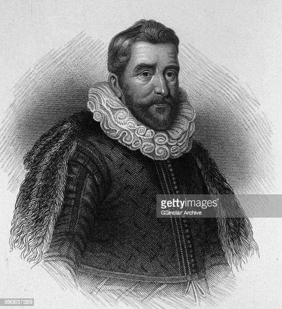 Sir Henry Wotton An English author diplomat and politician 1639