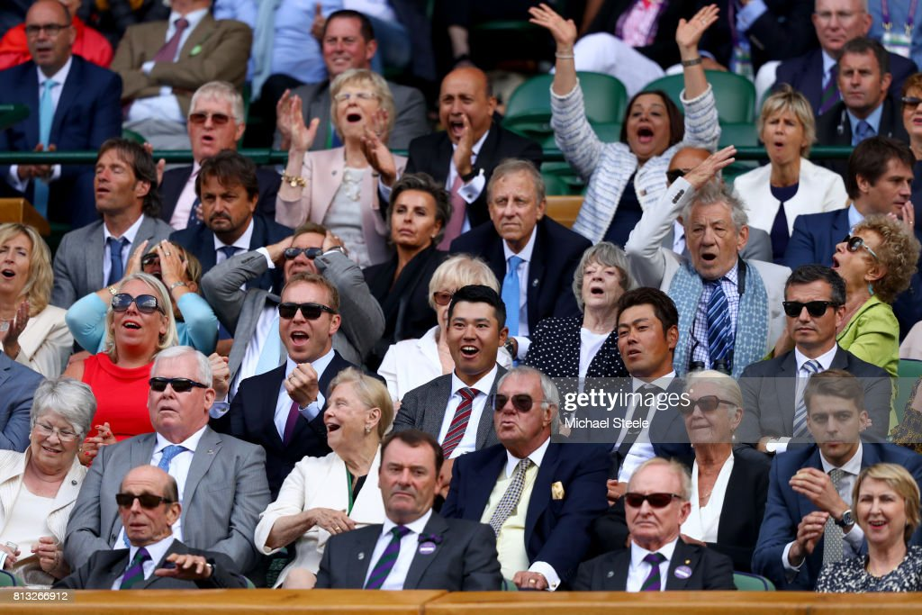 Day Nine: The Championships - Wimbledon 2017