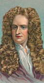 Sir Isaac Newton English mathematician astronomer and physicist 19th century Newton's discoveries were prolific and exerted a huge influence on...
