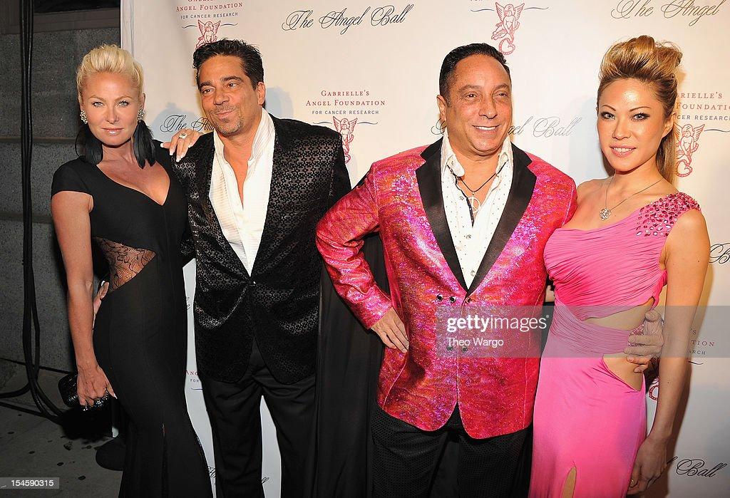 Gabrielle's Angel Foundation Hosts Angel Ball 2012 - Red Carpet