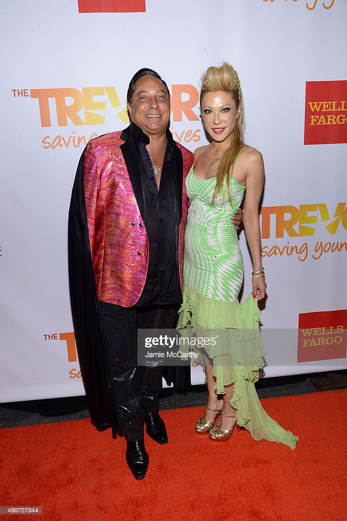 """The Trevor Project's 2014 """"TrevorLIVE NY"""" Event - Arrivals"""