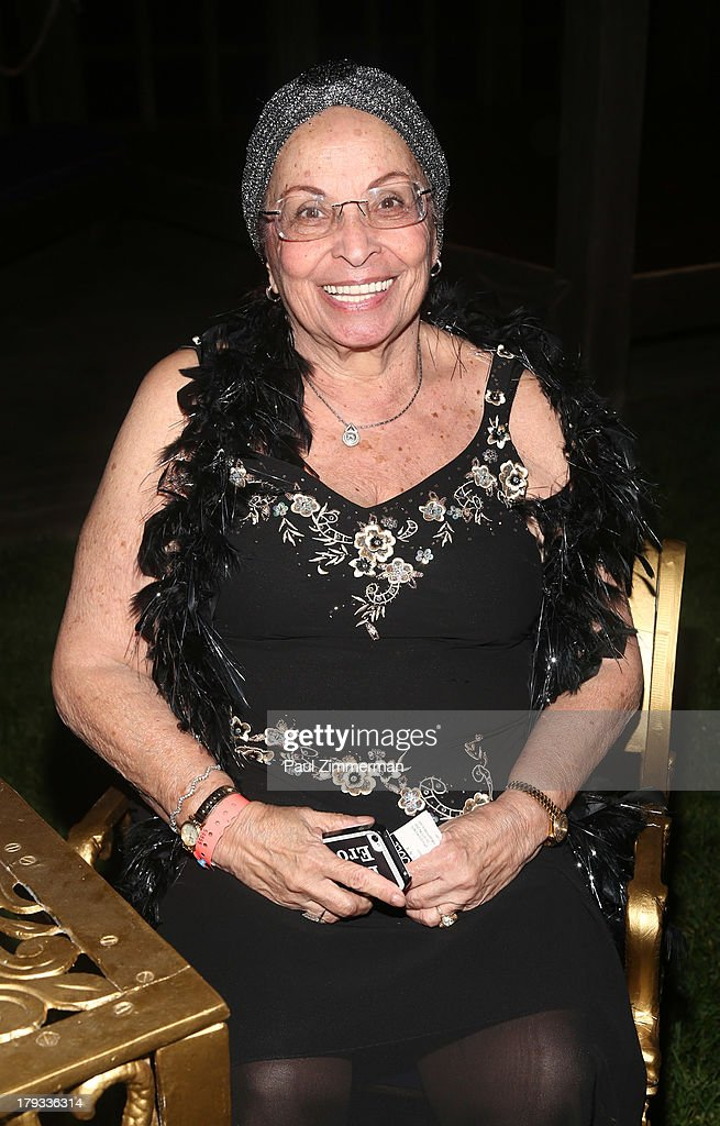 Sir Ivan's Mother Naomi Wilzig attends Sir Ivan's Sailors and Sinners Soiree on September 1, 2013 in Water Mill, New York.