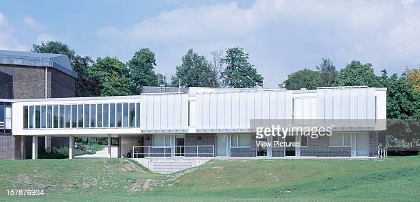 Sir Jack Lyons Music Research Centre York University Campus York United Kingdom Architect Van Heyningen And Haward Sir Jack Lyons Music Research...