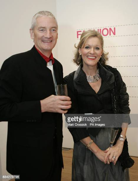 Sir James Dyson at the Brit Insurance Design Awards at the Design Museum London
