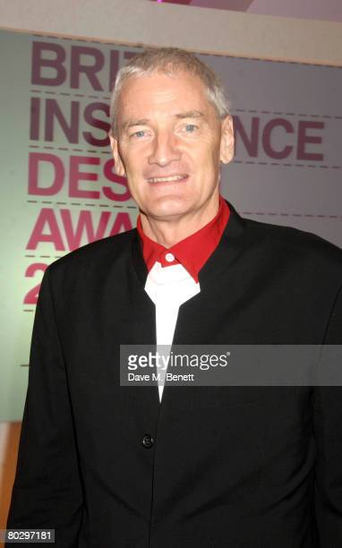 Sir James Dyson attends the Brit Insurance Design Awards dinner at the Design Museum on March 18 2008 in London England