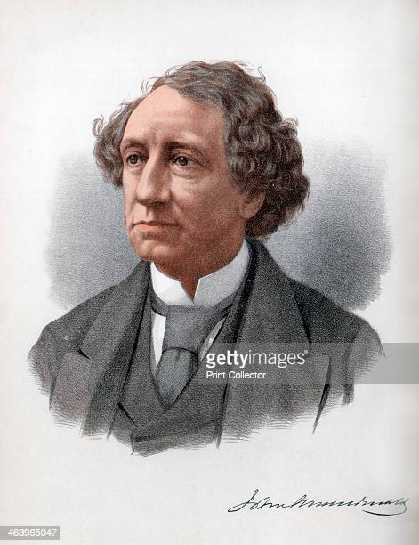Sir John Alexander Macdonald 1st Prime Minister of Canada c1890 Born in Glasgow Macdonald emigrated to Canada with his family in 1820 A lawyer by...