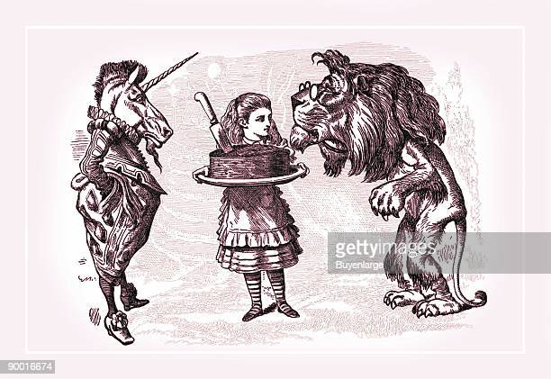 Sir John Tenniel was an English illustrator best remembered for his work in Lewis Carroll's Alice's Adventures in Wonderland and Through the...