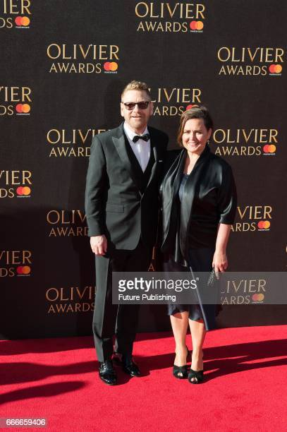 Sir Kenneth Branagh attends the 2017 Olivier Awards with Mastercard ceremony at the Royal Albert Hall on April 09 2017 in London England PHOTOGRAPH...