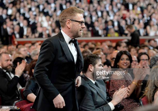 Sir Kenneth Branagh during The Olivier Awards 2017 at Royal Albert Hall on April 9 2017 in London England
