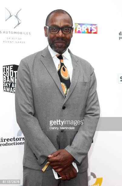 Sir Lenny Henry attending The Southbank Sky Arts Awards 2017 at The Savoy Hotel on July 9 2017 in London England