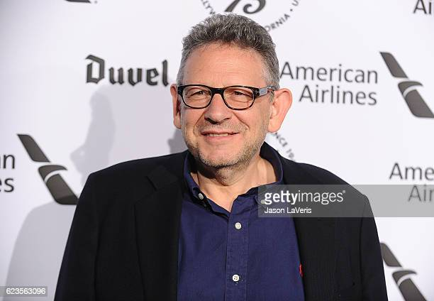 Sir Lucian Grainge attends the Capitol Records 75th anniversary gala at Capitol Records Tower on November 15 2016 in Los Angeles California